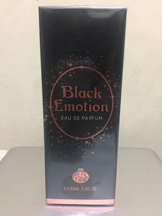 Black Emotion Real Time Eau De Parfum (EDP)