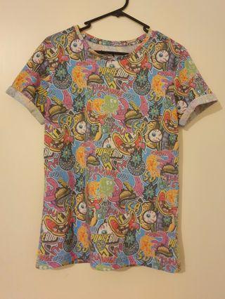 Spongebob Squarepants unisex tshirt - Small
