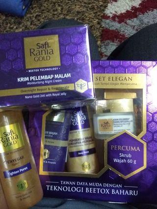 Safi Rania Gold set
