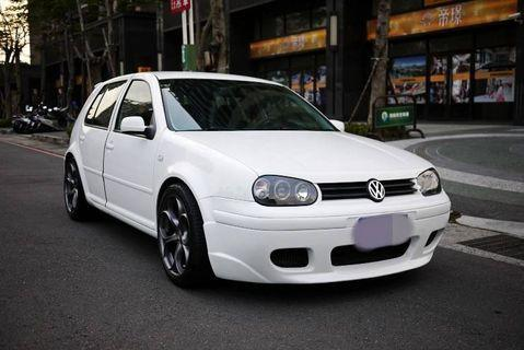 經典釋出 1999 Volkswagen 台鳳 Mk4 GTI
