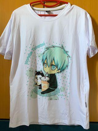 🚚 Kuroko no Basket Anime T-Shirt (Unisex)