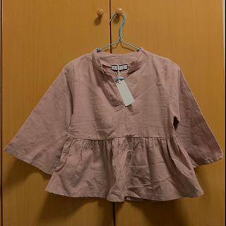 Fashionable & Trendy Top (Pink)