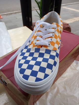 Vans era checkerboard multitrue