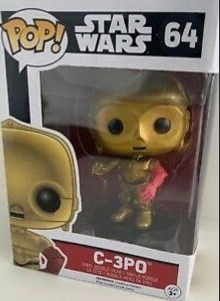 C3PO funko pop
