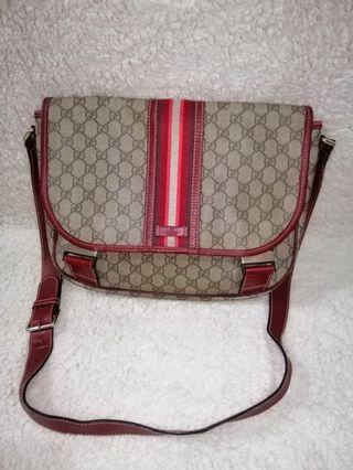 Gucci Messenger Bag Original