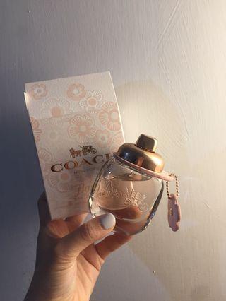 🚚 Coach floral淡香 30ml
