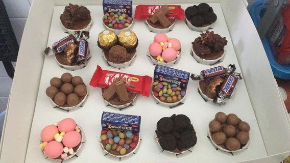 🚚 Cupcakes