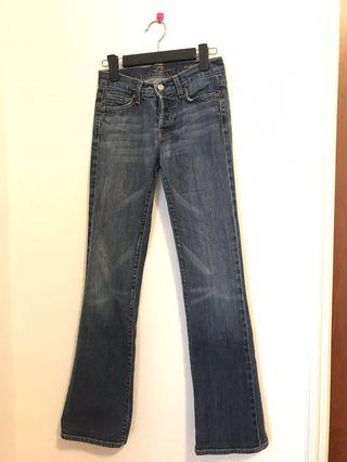 🚚 Designer Jeans Seven For All Mankind (sevens) Size 25