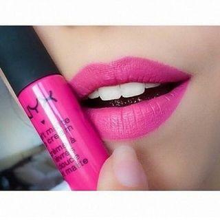 NYX Soft Matte Lip Cream Addis Adiba