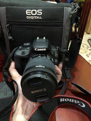Canon DSLR 100D