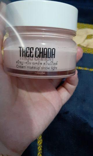 Tree Chada Cream Makeup Snowlight