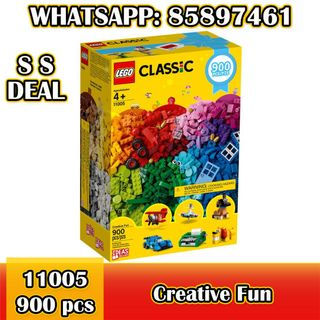 LEGO Classic creative fun 11005900 Pieces BNIB