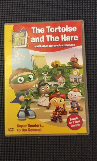 🚚 #ENDGAMEyourEXCESS Super WHY The Tortise and The Hare
