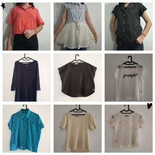 SALE 10 items only 130k BORONGAN
