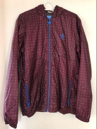 Adidas 三葉小夾棉風褸外套jacket