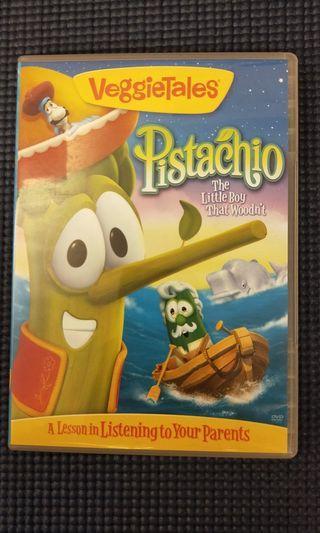 🚚 #ENDGAMEyourEXCESS VeggieTales Pistachio