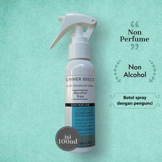 Deodorant Spray SUMMER BREZZE #ramadansale