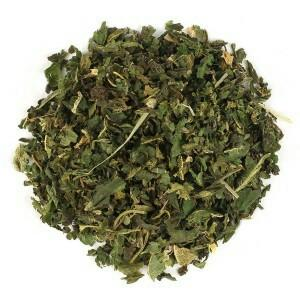 🚚 Organic Stinging Nettle Leaves, Cut & Sifted