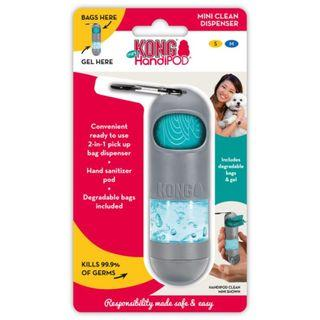 KONG Dog - 8407 HANDIPOD MINI CLEAN DISPENSER x 2