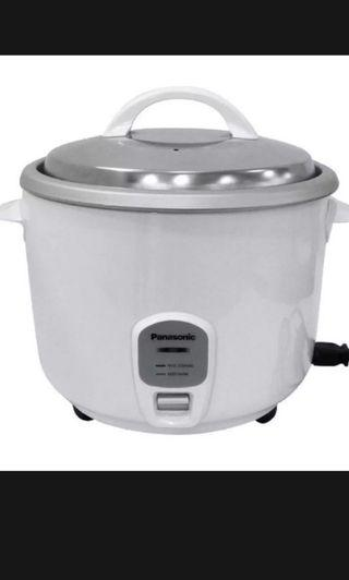 Panasonic 1.8L Rice Cooker