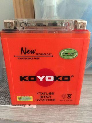 Batteri Koyoko YTXL-7BS