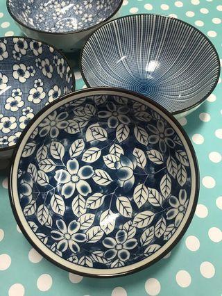 Ceramic Bowl - 2 design available #EST50