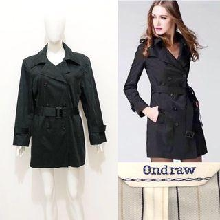 Ondraw trench coat / blazer coat / outer