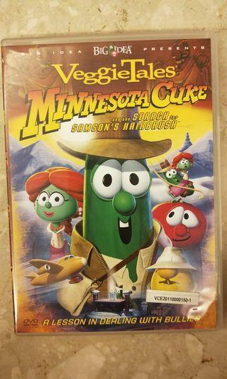 #ENDGAMEyourEXCESS Veggie Tales Minnesota Cuke