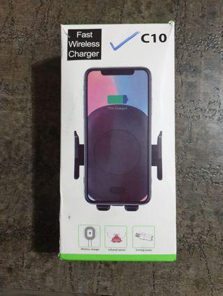 Car Wireless Rapid Charger