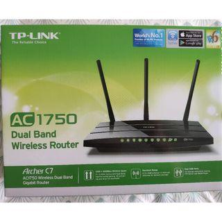 TP-LINK - AC1750 Wireless Dual Band Gigabit Router