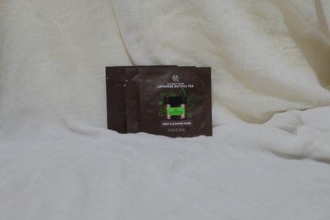 Japanese Matcha Tea Mask The Body Shop