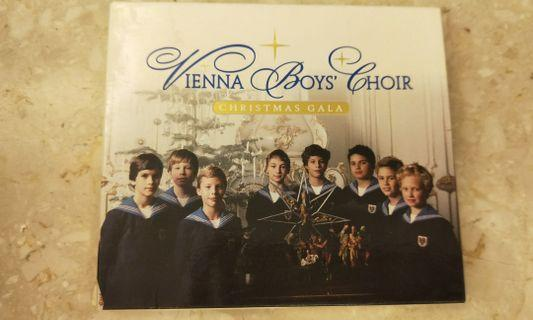 🚚 #ENDGAMEyourEXCESS Vienna Boys' Choir Christmas Gala CD