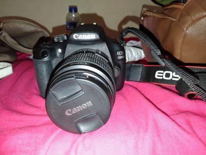 Canon 1200D Fullset with box