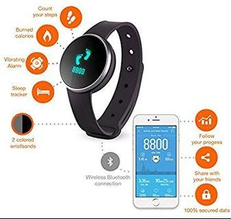 iHealth Edge Fitness Tracker for Android and iOS