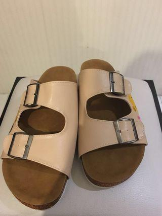 sandal model birken