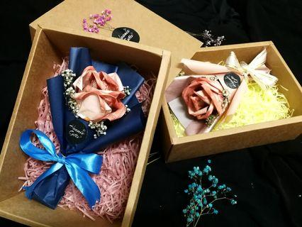 RM50 Real Money Bouquet Gift Box