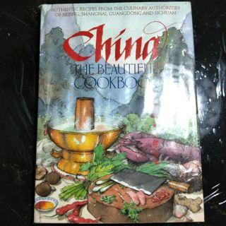 China The Beautiful Cookbook, Hardback with Beautiful Coloured Photos