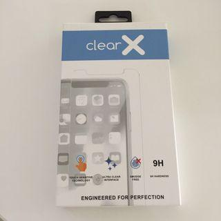 elium clear X screen protector - iphone X