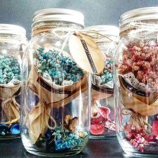Mothers Day Hand Bouquet Jar