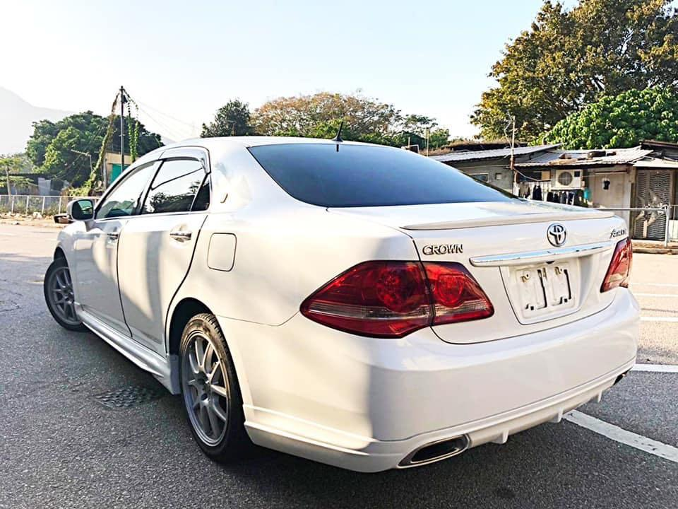 2009' Toyota Crown Athlete 2.5