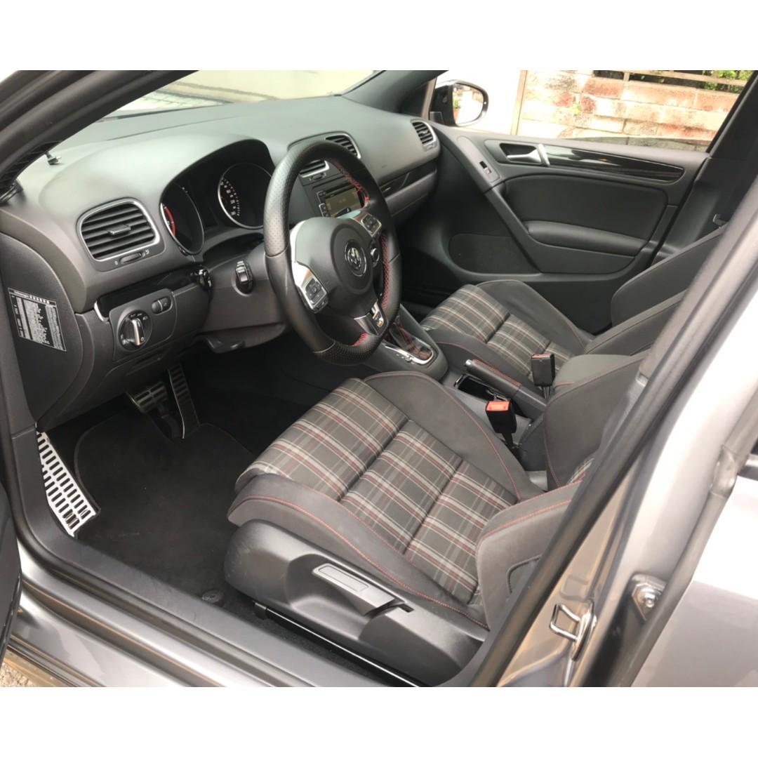 2010 VW GTI 2.0