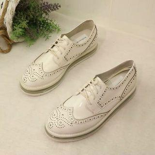 Leather Shoes ( Size 35,36,37,38)