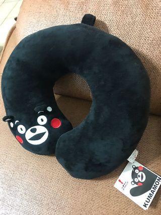 🚚 日本熊 靠頭枕