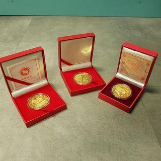 Zodiac Coin (3 sets)