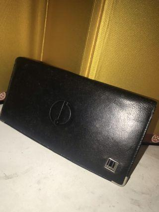 Authentic DUNHILL slim wallet