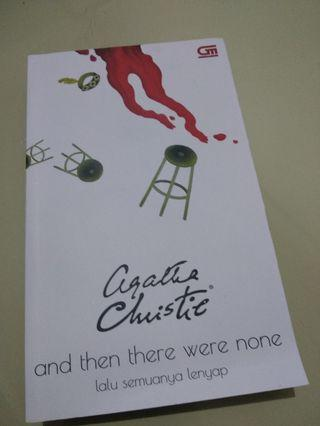 Agatha Christie : And Then There Were None #CintaiBumi