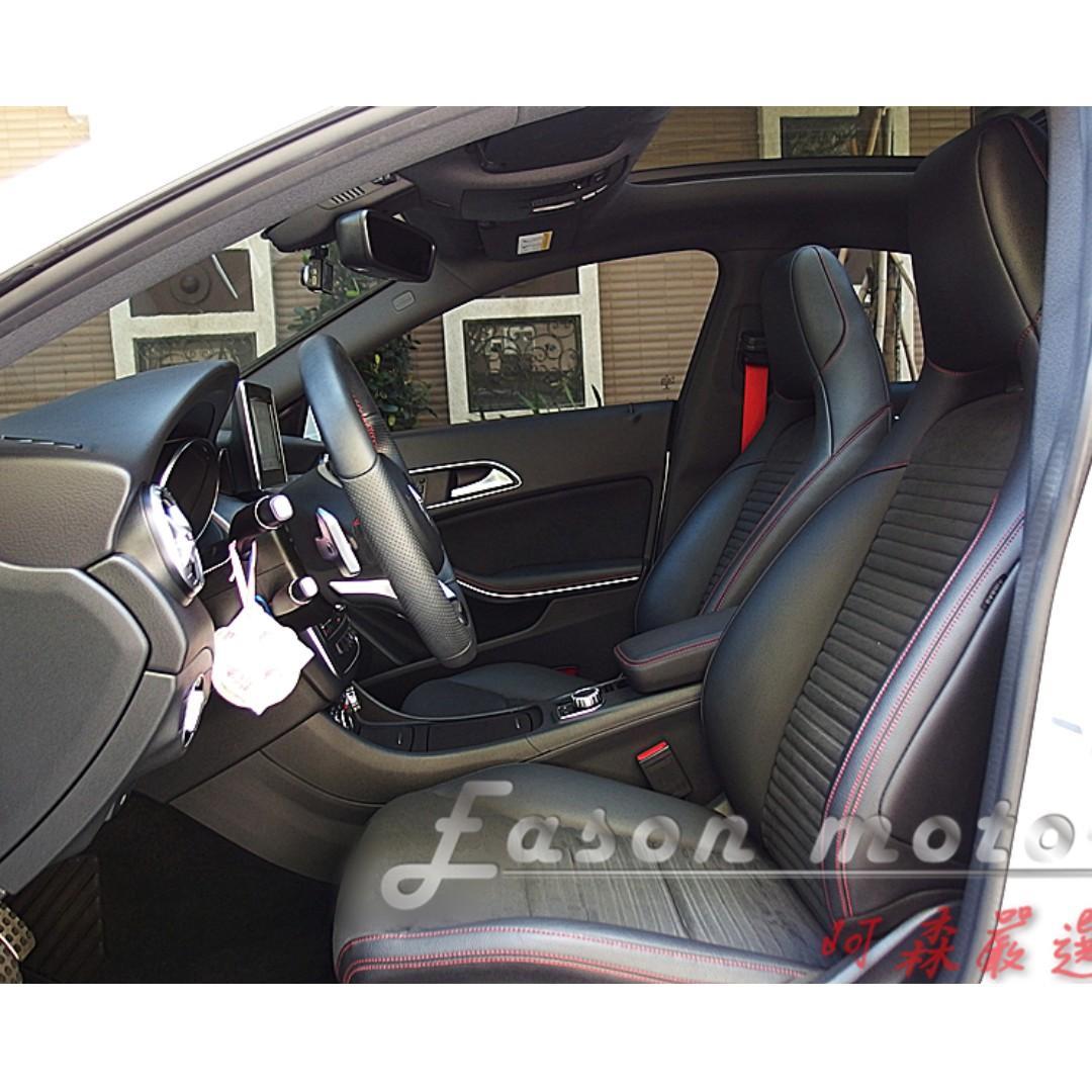 2015.BENZ CLA250代理/全景天窗/AMG 跑車化套件/渦輪增壓/211匹馬力/車美