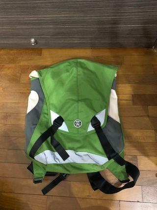 🚚 Crumpler backpack