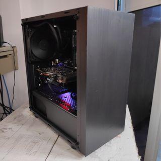 Intel i7 2600 + GTX 1060 6GB - Budget Custom Gaming Desktop PC