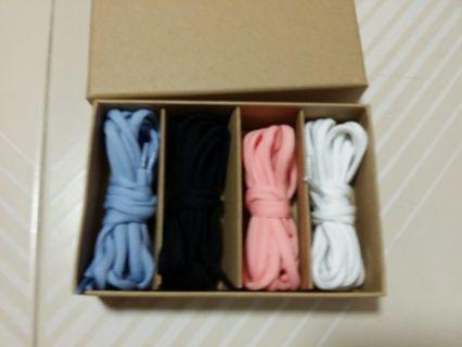 鞋帶(4條盒裝)